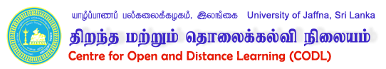 Center for Open and Distance Learning (CODL)