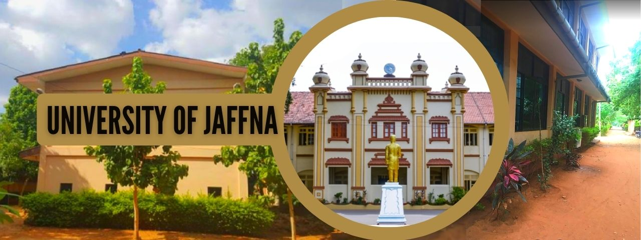 Welcome to University of Jaffna